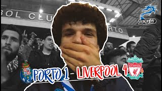 FCPORTO WILL NEVER WALK ALONE 👉 FC Porto 1 - 4 Liverpool
