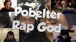 League of Legends Funny Stream Moments #35 - POBELTER RAP GOD!