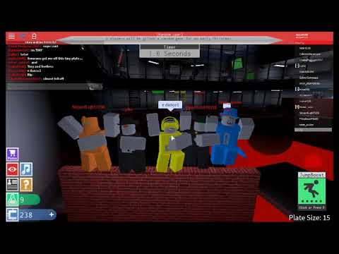 Party in Lab Experiment (I tried Trolling!) | Roblox Lab Experiment Gameplay