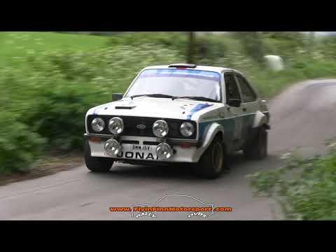 Carlow Mini Stages Rally 2018 ( Flyin Finn Motorsport) MK2 Challenge