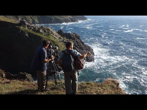 The Dramatic Cornwall Coast