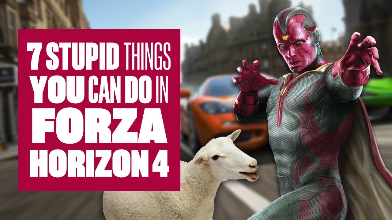 Forza Horizon 4 gets off to a slow start - but stick with it