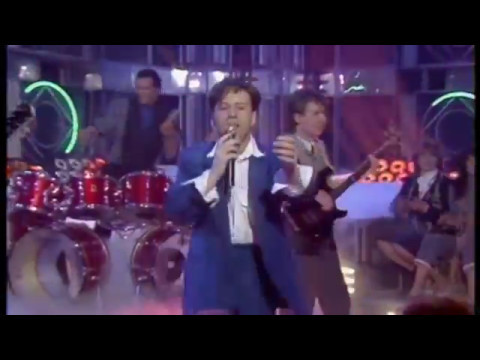 Simple Minds - Waterfront - Top of the Pops 1983
