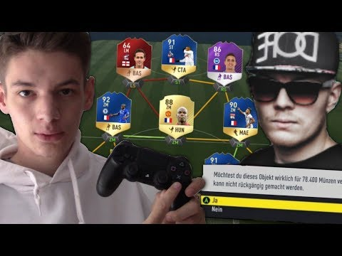 HEFTIGES TOTS TEAM DISCARDEN! DESTROY YOUR CLUB #2 feat. Johnny Good | FIFA 17 Ultimate Team