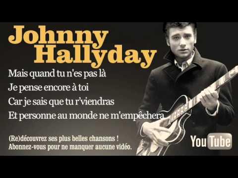 Johnny Hallyday - T'aimer follement