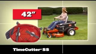 Toro TimeCutter Zero Turn Mower