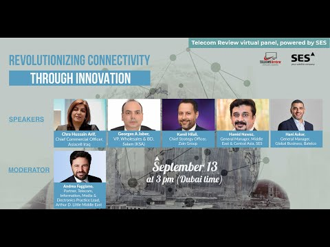Telecom Review virtual panel: Revolutionizing connectivity through innovation