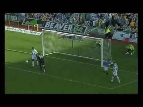Ronald De Boer v Celtic 2002