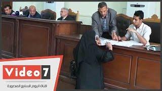 """بالفيديو..والدة شهيد """"أحداث الإسماعيلة"""" للإخوان:""""قلبى مولع نار وكل واحد قتلتوه حقه راجع"""""""