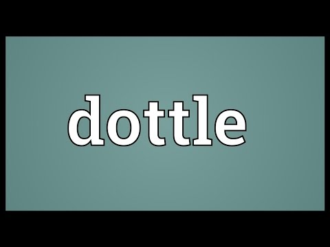 Header of dottle