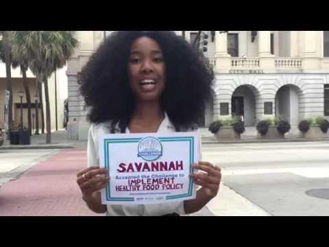 Healthiest Cities and Counties - Savannah, GA