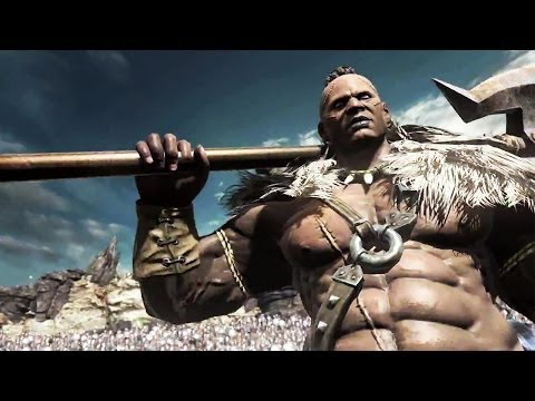PS4 - Kingdom Under Fire 2 Extended Trailer