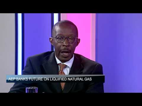 AEP banks future on liquified natural gas