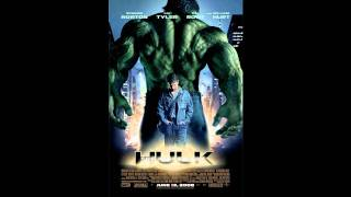 The Incredible Hulk - Main Theme - Craig Armstrong