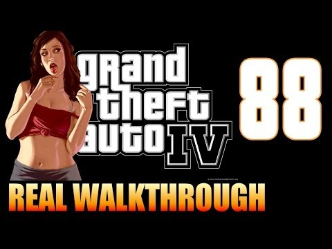 Grand Theft Auto 4 Walkthrough - Part 88 - Out Of Commission (Helicopter Glitch Workaround)