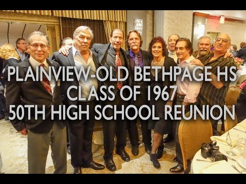 Plainview - Old Bethpage High School Class of '67 50th Reunion