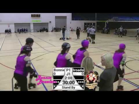 Pirate City Rollers vs Dunedin Derby LIVE