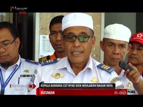 Jenazah Korban Lion Air Tiba Di Aceh | iNews 07/11/2018