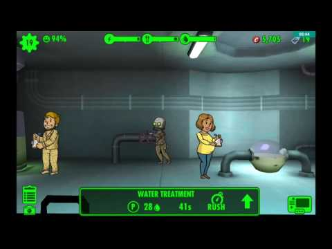 Fallout Shelter Ep 4 Overseer Office