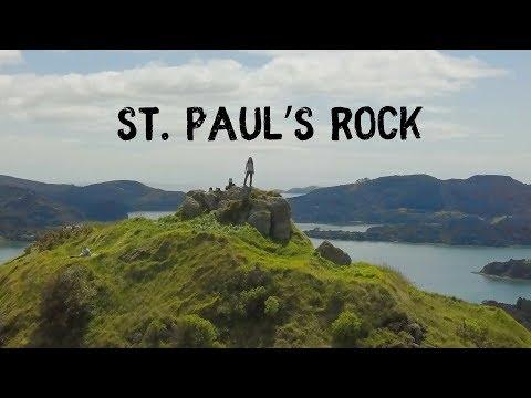 St. Paul's Rock // Whangaroa, New Zealand