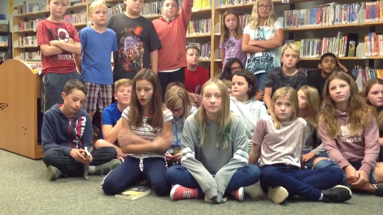 Gra Greeting From Ms Kirk Patricks Class In Canada Youtube