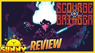 ScourgeBringer Review | PC, Nintendo Switch, Ps4, Xbox One | Fast Action Pixel Goodness? (Video Game Video Review)