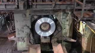 Ternium Siderar  - Proceso de bobinado
