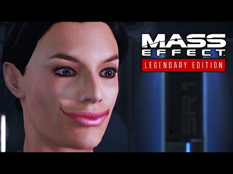 Ugly Shepard Saves The Universe - Mass Effect Legendary Edition #1  