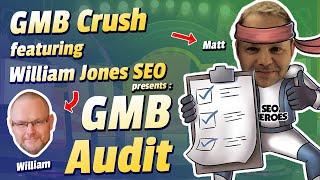 Google My Business Listing Audit  GMB Audit Report