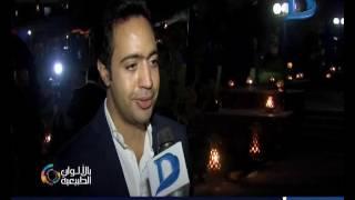 """عبدالله حسن يروى لكاميرا """"بالألوان الطبيعية"""" قصيدة """"صباح النصر"""" عن 6 أكتوبر"""