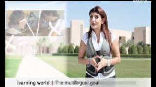 euronews learning world - The multilingual goal