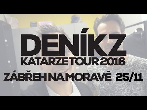 DENÍK Z KATARZE TOUR 2016 - Zábřeh na Moravě 25/11