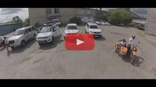 Посещение Ирбитского мотоциклетного завода