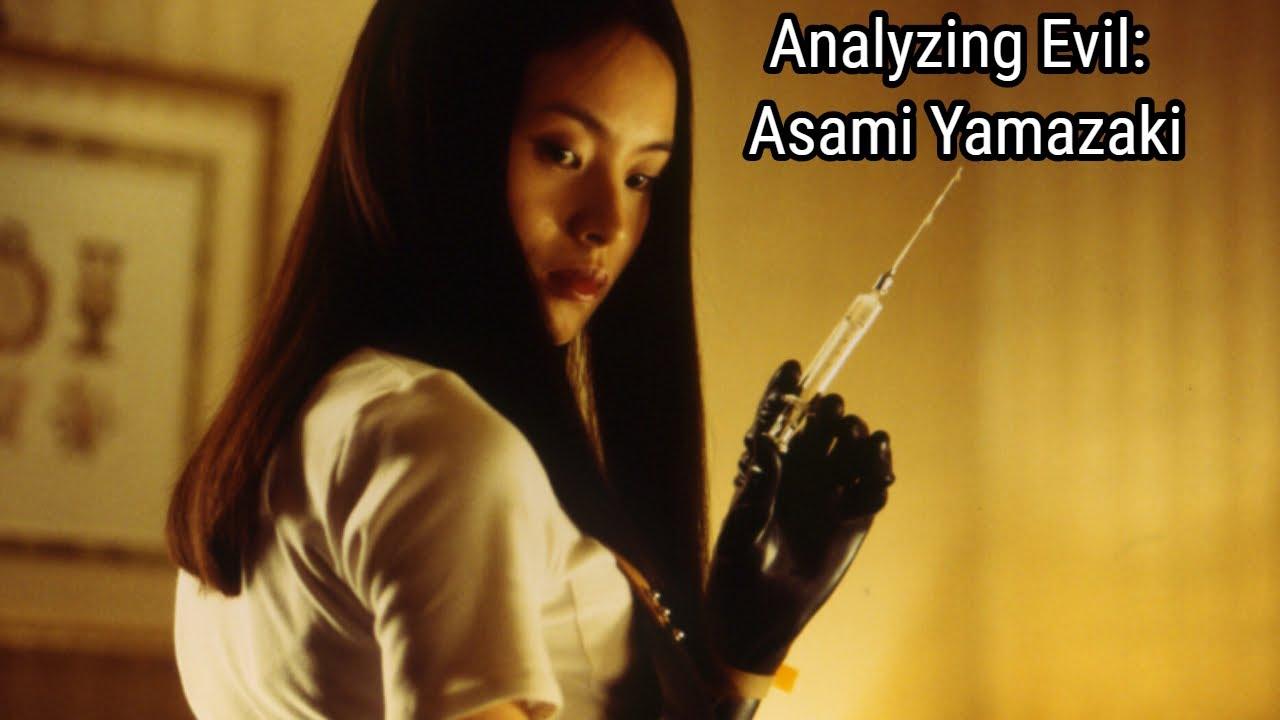 Analyzing Evil: Asami Yamazaki From Audition