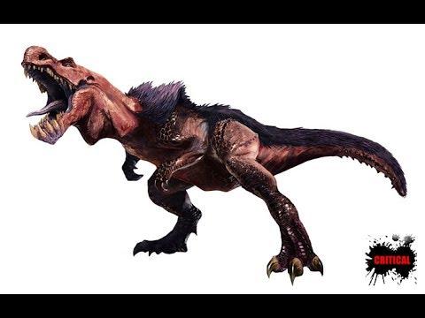 [크리티컬] 몬스터헌터 월드 안자나프 - 그림 그리기 [Critical] Painting - Monster Hunter World  Anjanath