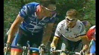 Tour de France 2001 Lance Armstrong Alpe D'Huez 1/5