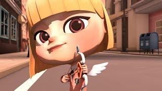 Download Cupid(큐피드)-마음에 드는 남자를 발견한 큐피드의 선택은..?-청강 애니메이션 2016년 졸업작품(animation) Mp3 and Videos