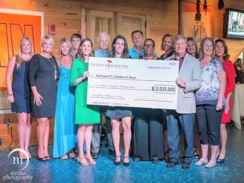 FWB Business Forum Destin Wine Charity Auction Nov 2015