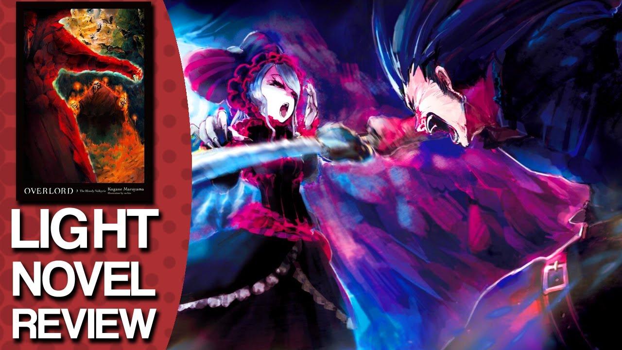 Overlord Volume 3 Light Novel Review