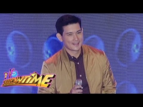 It's Showtime Singing Mo 'To: Richard Yap Sings 'Please Be Careful With My Heart'