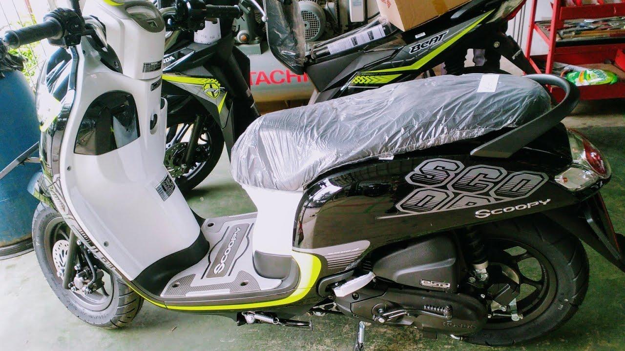 Model Terbaru Motor Honda Scoopy / Kredit Motor Honda ...