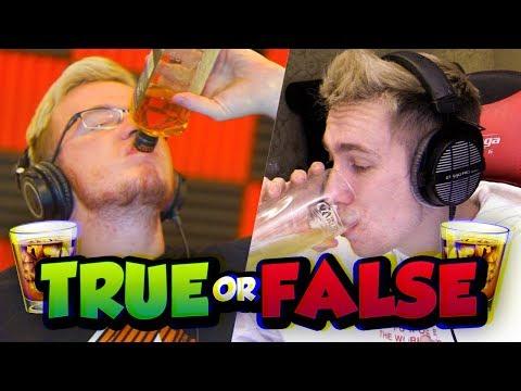 DRUNK TRUE OR FALSE WITH MINILADD!