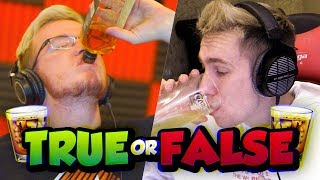 DRUNK TRUE OR FALSE WITH MINILADD!