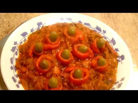 recette-simple-d'aubergines-et-poivrons-rouges-a-la-mÉditerranÉenne