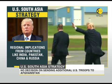 US President Donald Trump makes no decision on Afghanistan strategy