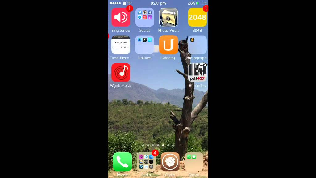 how to download youtube videos on jailbroken iphone
