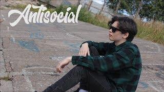Ed Sheeran Travis Scott Antisocial COVER.mp3