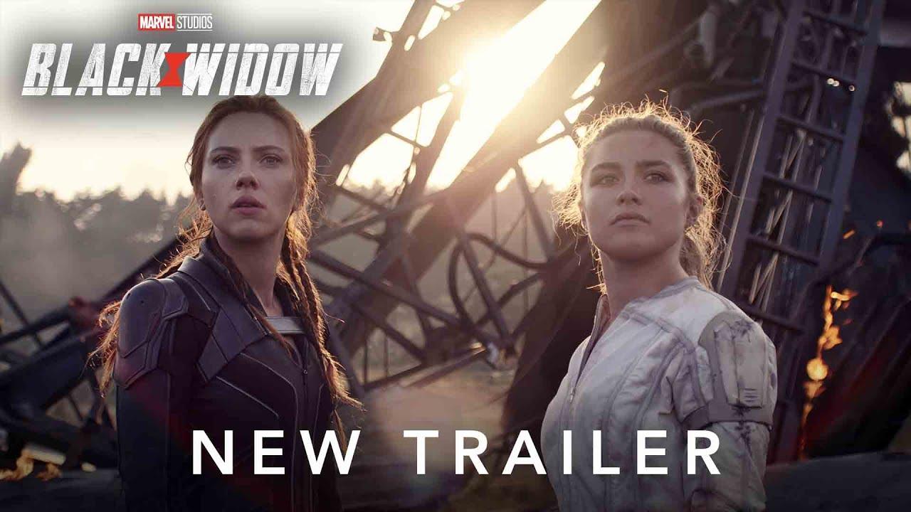 Download Marvel Studios' Black Widow | New Trailer