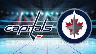 Washington Capitals vs Winnipeg Jets (3-4 OT) – Feb. 13, 2018 | Game Highlights | NHL 2018