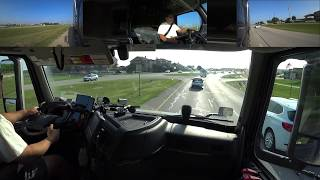 May 21, 2020/235 Trucking. Keller to Dallas Texas
